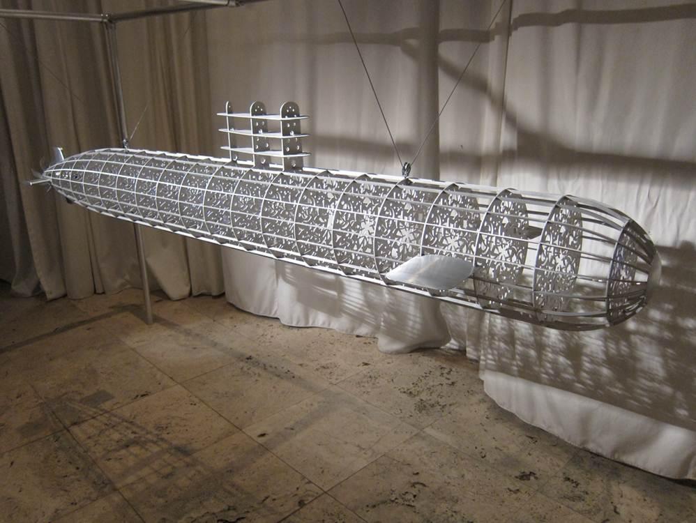 Sheet Metal Fabrication Submarine Mjm Manufacturing
