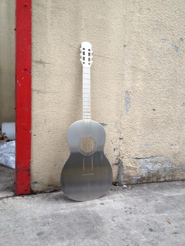Alexander Mijares Guitar