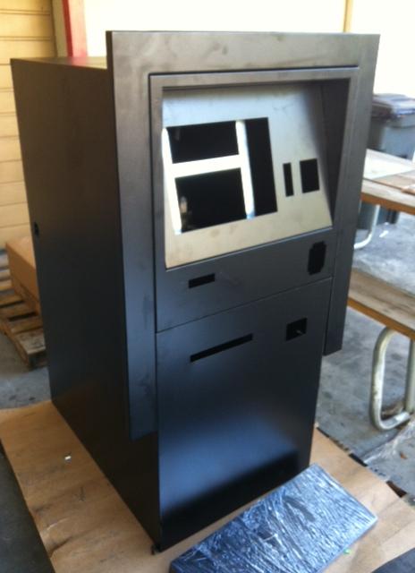 sheet metal fabrication & machining